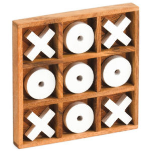 5x5 Tic Tac Toe Coffee Table Game Best Birthday Gifts
